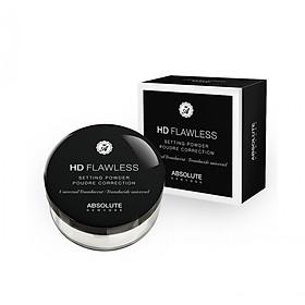 Phấn Phủ Bột Absolute Newyork HD Setting Powder Clear HDSP01 (12g)-0