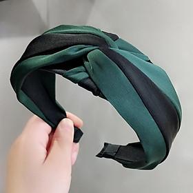Băng Đô Tóc , Bờm Tóc Lụa Bản To Màu Sắc Sang Trọng Siêu Xinh Dễ Mix Đồ Khi Đi Ra Ngoài - MP124