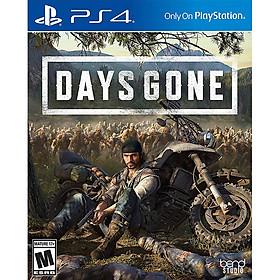 Đĩa game Days Gone cho PS4 - Hàng Nhập Khẩu