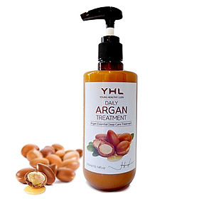 Dầu Xả Tinh Chất Argan YHL - YHL Daily Argan Treatment 300ml-0
