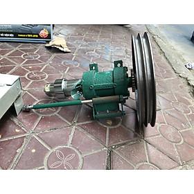 Đầu máy nổ bỏng gạo, bỏng ống 7 péc chạy được điện 1 pha và 3 pha, máy nổ
