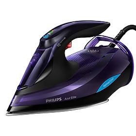 Bàn Ủi Hơi Nước chống cháy Philips GC5039 (3000W) - Tím - Hàng chính hãng