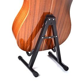 Giá để Đàn Guitar Acoustic, Classic, Điện, Bass. - Chân chữ A – Sơn tĩnh điện, gấp gọn
