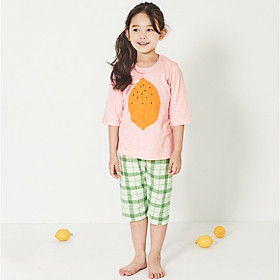 Bộ đồ xuân hè bé gái Unifriend Hàn Quốc UNI0720