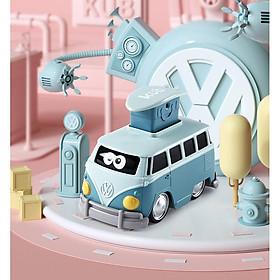 Xe Ô Tô Bus Volkswagen - KUB