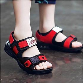 Sandal cho bé đi học , xăng đan đi học HQS222