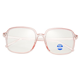 Unisex Optical Glasses Anti-blue Light Glasses Ultra Light Square Frames Spectacles Computer Glasses Fashion Flexible