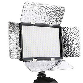 Đèn led quay phim LED-396AS + Pin F770 + Sạc pin