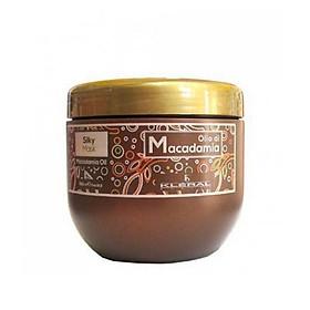 Kem hấp phục hồi siêu dưỡng tóc tinh chất Macamadia - Kléral Macamadia Silky Mask
