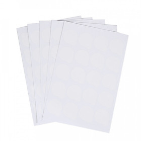500pcs Professional Disposable Eyelash Extension Glue Sticker Patches Eye Lash Extension Glue Sticker Pads Adhesive Glue