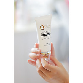 Gel rửa mặt cao cấp nhụy hoa nghệ tây chống lão hóa Queen Japan Cosmetics