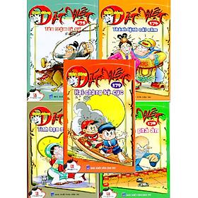 [Download Sách] Bộ Truyện Tranh Thần Đồng Đất Việt (Tập 175 - 179)