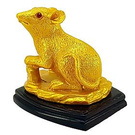 Tượng 12 Con Giáp Mạ Vàng