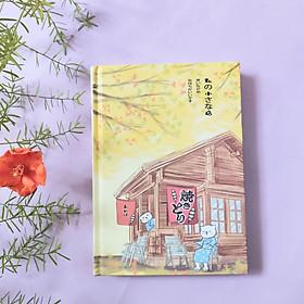 Sổ Kế Hoạch Nhật Ký 365 Ngày Life Planner ( tặng kèm 2 tấm sticker mini) - Nhật Bản