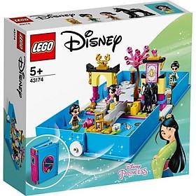 Disney Princess Mulan's Storybook Lego 43174