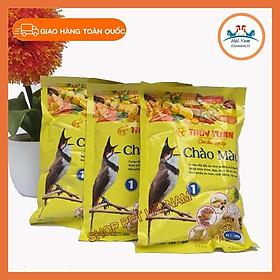 Cám chim chào mào  ( Combo 5 Gói  x 200 g ) - Thức ăn cho chim chào mào Thúy Tuấn