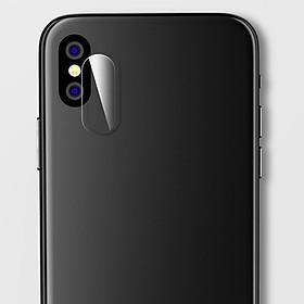 Miếng Dán Cường Lực Bảo Vệ Camera Cho iPhone X (2 Miếng)