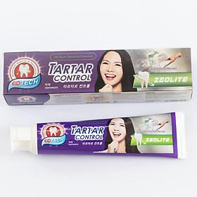 Kem đánh răng trắng răng giảm e buốt - cao răng EQ Tech Tartar Control toothpaste