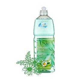 Nước rửa chén không khô da tay chiết xuất nha đam Earth Choice Úc 1L
