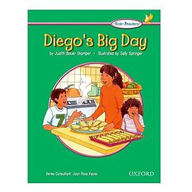 Hình đại diện sản phẩm Kids' Readers: Diego'S Big Day