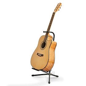 Giá Đỡ Đàn Guitar Hình Chữ A Bằng Gỗ- Đen