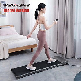 Global Version WalkingPad C1 Foldable Fitness Walking Machine App Control Electric Gym Fitness Equipment 220V