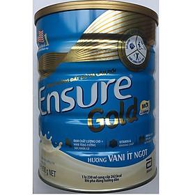 Sữa bột Ensure gold ít ngọt 850g