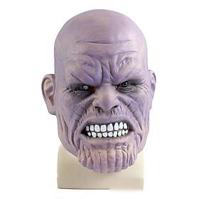 Mặt Nạ Da Hóa Trang Nhân Vật Thanos Trong Avengers