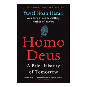 Homo Deus: A Brief History Of Tomorrow (Khổ thường)