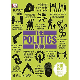 DK The Politics Book (Series Big Ideas Simply Explained)