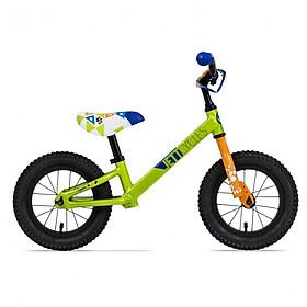 Xe đạp thăng bằng Jett Cycles Tipper 121318 (Màu xanh lá)