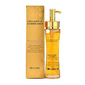 Tinh chất dưỡng trắng, tái tạo da chống lão hóa 3W Clinic Collagen & Luxury Gold Revitalizing Comfort Gold Essence 150ml