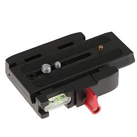 Hilabee Đa Năng; Phát Hành Nhanh Kẹp Adapter QR Tấm Đế P200 Chân Máy Manfrotto