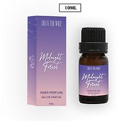 Nước hoa vùng kín nữ - Midnight Forest Eau De Parfum - chai chấm 10ml - LOLI & THE WOLF