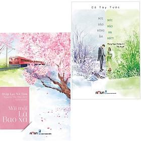 Combo 2 Cuốn Sách Ngôn Tình Đặc Sắc: Mãi Mãi Là Bao Xa + Nơi Nào Đông Ấm Nơi Nào Hạ Mát