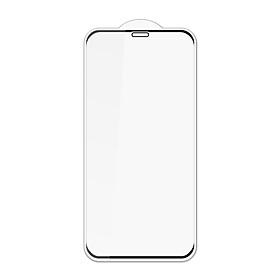 Miếng Dán Kính Cường Lực Không Viền Dành Cho iPhone 11 / iPhone 11 Pro / iPhone 11 Pro Max - Hàng Chính Hãng