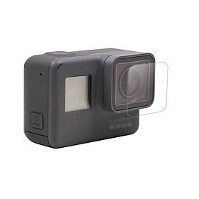 Tempered Film for Gopro Hero 7 6 5 Protector Tempered Screen for Go Pro Hero 7 6 5 Black Action Camera
