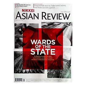 [Download Sách] Nikkei Asian Review: Wards Of The State - 21