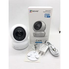 Camera IP EZVIZ C6N 2MP 1080p Smart Night Vision (Tặng Thẻ Nhớ Hikvision 32Gb) - Hàng Chính Hãng