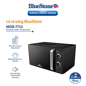 Lò Vi Sóng Bluestone MOB-7713 (20L) - Hàng chính hãng