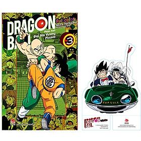 Dragon Ball Full Color - Phần Hai: Đại Ma Vương Piccolo - Tập 3 - Tặng Kèm Standee PVC