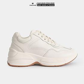 Giày Thể Thao Nữ Sneaker Da Mịn HAPAS - GSK21