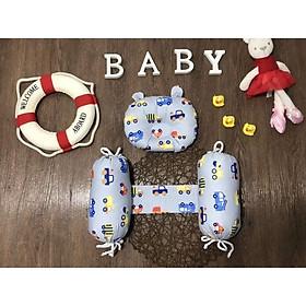 Gối chặn vị trí cho bé, Bộ gối cố định vị trí bé sơ sinh