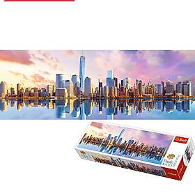 Tranh ghép hình TREFL 29033 - panorama 1000 mảnh Manhattan(jigsaw puzzle Tranh ghép hình chính hãng)