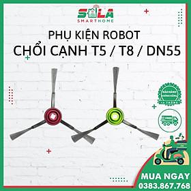 Chổi cạnh quét cho Robot hút bụi lau nhà Ecovacs DN33 DN55 DN320 T5 hero T5 max T8 aivi