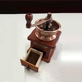 Máy xay cafe mini, Cối xay cà phê hạt quay tay