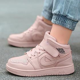 Giày sneark cho bé gái 3 - 12 tuổi phong cách thể thao cá tính GE97