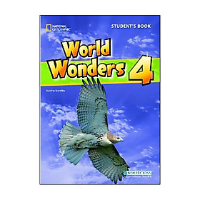 Ng Emea World Wonders 4 Student's Book (English)