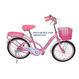 Xe đạp Thống Nhất Nữ Neo 20-03 (Dành cho bé gái từ 5 - 10 tuổi)