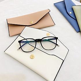 Mắt kính giả cận cao cấp gọng dẻo dành cho cả nam và nữ Jun Secrect BDCK6178